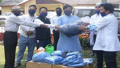 Photo of Fight Against Coronavirus: ACCI donates 11000 masks to ACIMC