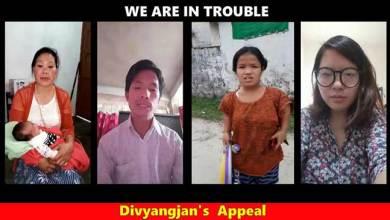 Photo of Arunachal Lockdown: Divyangjans facing crisis of essential commodities