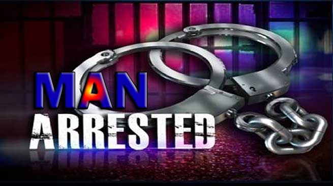 Arunachal: Man arrested by Nirjuli police on murder charge