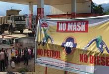 Arunachal- NO Mask- No petrol, No Diesel, and No LPG rule in Itanagar