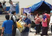 Photo of Arunachal: Taliha MLA distributes Ration to 600 people stranded in Itanagar