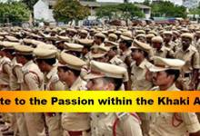 Corona Crisis: Salute to the Passion within the Khaki Attire