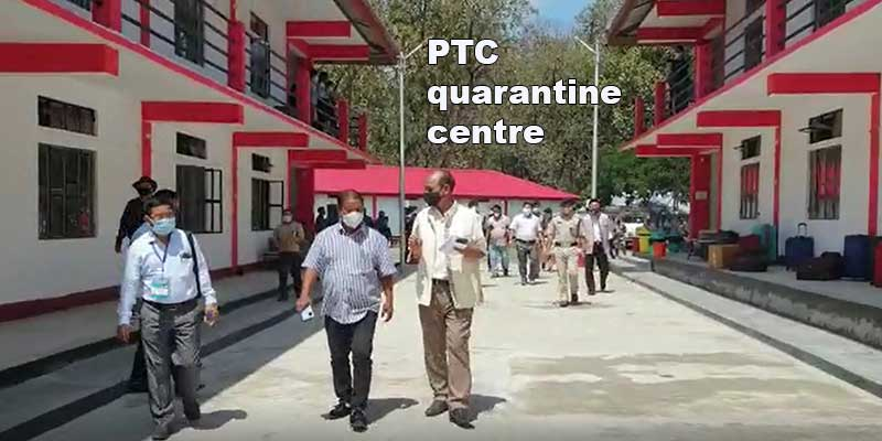 Arunachal: Papumpare DC appointed as incharge of PTC quarantine centre after cabinet decision