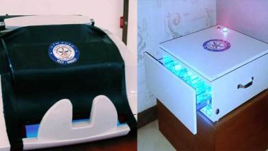 Photo of DRDO develops automated UV systems to sanitise electronic gadgets, papers and currency notes