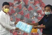 Arunachal: Karuna Trust distributes 300 handmade mask to media fraternity