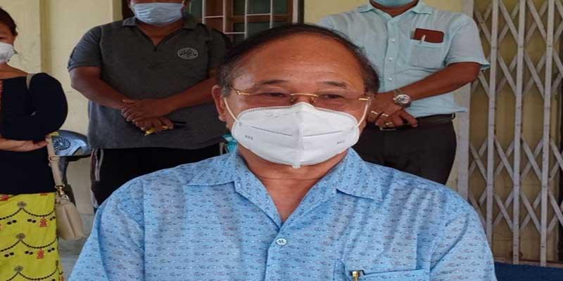 Arunachal: Nabam Tuki lauded state govt effort in fighting Covid-19