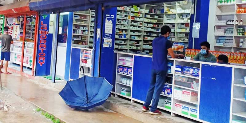 Arunachal: Maintain Customer's record, Govt advisory to pharmacies