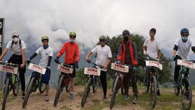 Photo of Arunachal: Tawang Riders Club observes 'World No Tobacco Day'