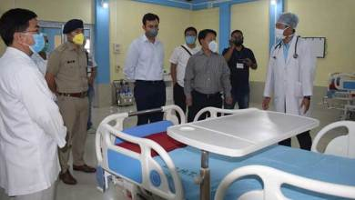 Photo of Arunachal: 4-Bedded ICU inaugurated at Zonal Hospital in Tezu