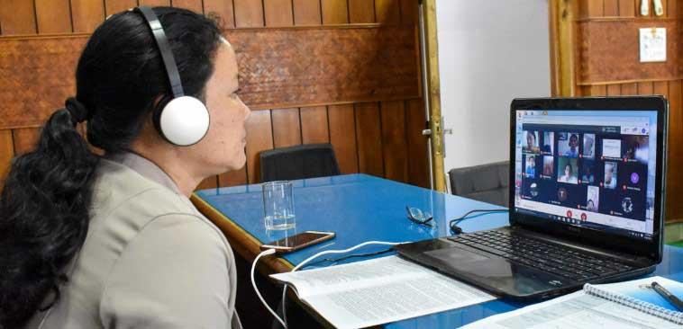 Arunachal:APSLSA organizes Two days awareness/training for para-legal volunteers of ALA