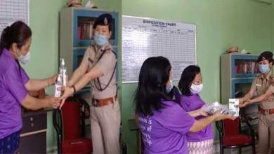 Photo of Itanagar-APWWS distributes facemasks, sanitizers, Thermal Scanner to WPS