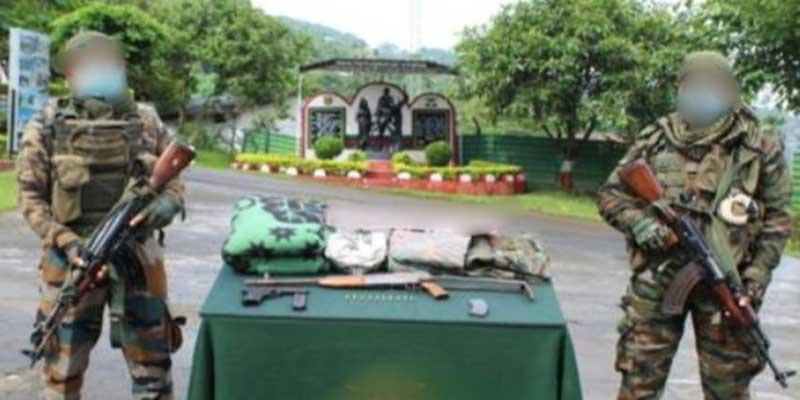 Arunachal: Assam Rifles bust NSCN (KK) hideout in Changlang