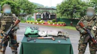 Photo of Arunachal: Assam Rifles bust NSCN (KK) hideout  in Changlang