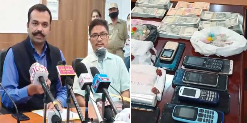 Arunachal- SIT Busts Illegal Drugs Racket, 5 including 2 IRNB constables arrested