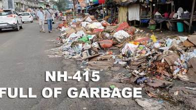 Photo of Itanagar- IMC faces fund crunch, Lifting of garbage badly affected