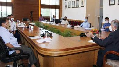 Photo of Arunachal: Governor reviews water supply and sanitation in the State