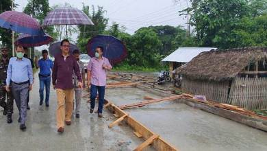 Photo of Arunachal: Sr Engineers should physically visit each work site regularly- Chowna Mein