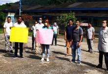 Photo of Arunachal: 48 ITI employees of NEEPCO on pen down and tool down strike, demanding job regularization.