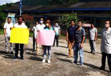 Photo of Arunachal: 48 ITI employees of NEEPCO on pen down and tool down strike, demanding job regularization.