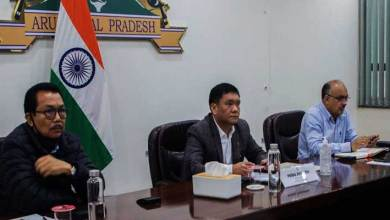 Photo of Arunachal sees over 17pc shortfall of its share of central taxes in the last two months- Khandu