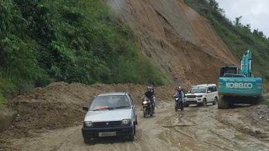 Photo of Arunachal: Papu Nallah–Yupia road opened for one way vehicular traffic