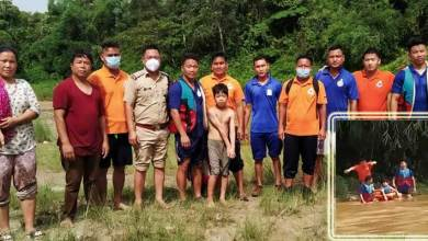 Photo of Arunachal: Capital police rescue 10-year-old boy from Pachin river