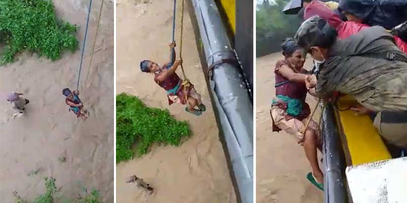 Arunachal: 2 rescued from Sibo Korong river in Pasighat