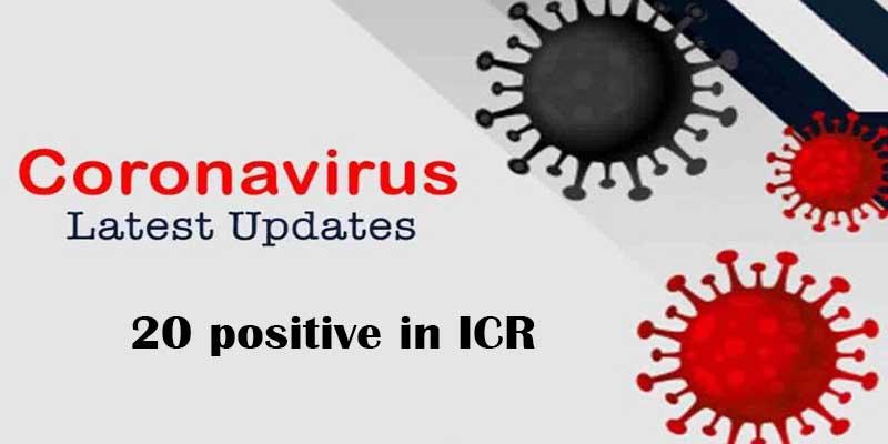 Arunachal: 20 more found positive for Covid-19, in Itanagar Capital Region