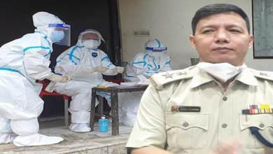 Photo of Itanagar: 35 police personnel of capital police so far infected by Covid-19