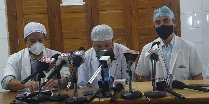 Covid-19 situation in Arunachal Pradesh is under control– IMA