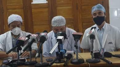 Photo of Covid-19 situation in Arunachal Pradesh is under control– IMA