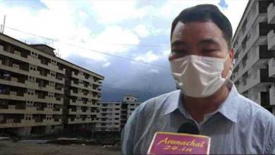 Photo of Arunachal: work starts for conversion of MLA apartment into dedicated Covid-19 hospital- Alo Libang