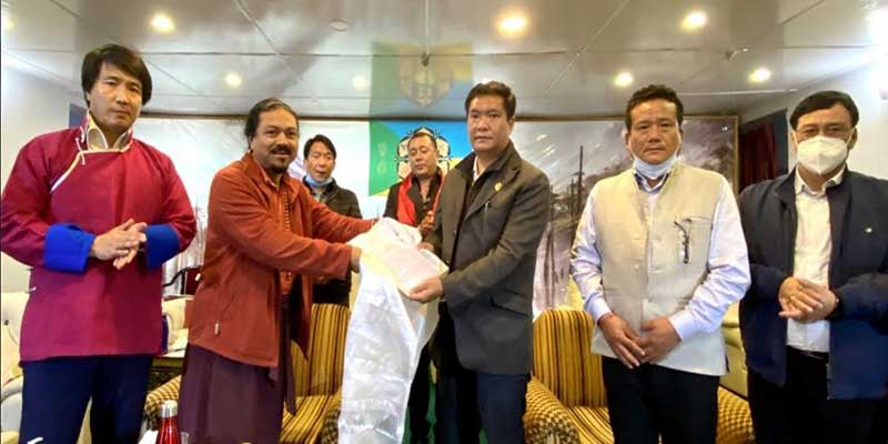Arunachal: Memorandum for Creation of Mon Autonomous Region Submitted to CM