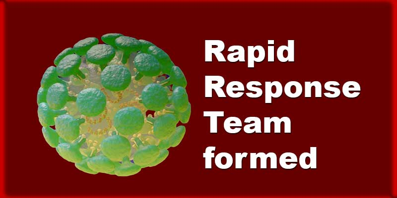 Itanagar: Rapid Response Team (RRT) formed to conduct Rapid tests in capital Region