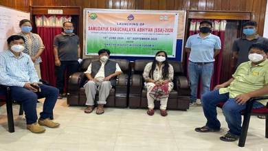 Photo of Arunachal: Samudayik Shauchalaya Abhiyan launched in East Siang District