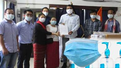 Photo of Arunachal: Apatani community donates medical aids fight against COVID-19 in Pasighat