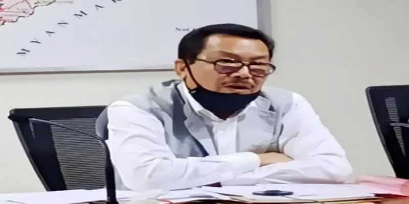 Arunachal: Chowna Mein attends the Conference of Power Ministers