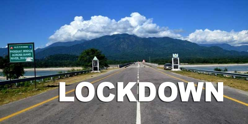 Arunachal fight Covid-19 : 7 days Lockdown in East Siang from 1 August