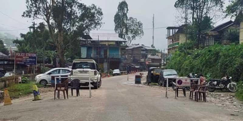 Arunachal: Lockdown in East kameng extended till August 10