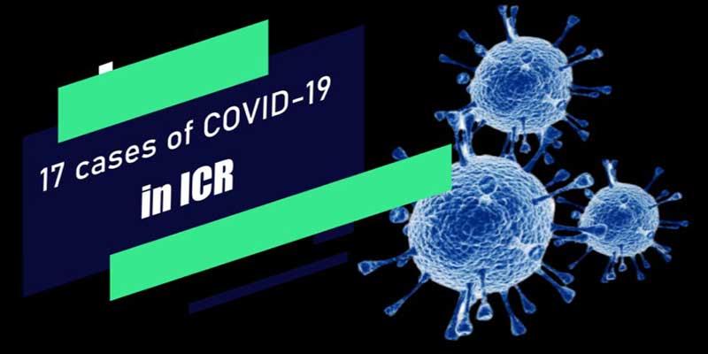Arunachal: 17 test found positive for Covid-19 in the Itanagar Capital region
