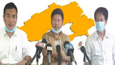 Arunachal's land should not be included in Naga Peace Accord– AAPSU
