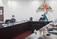 Photo of Arunachal: CM chairs SDMA meet, Reviews Measures Taken on Strengthening the Fight against COVID-19