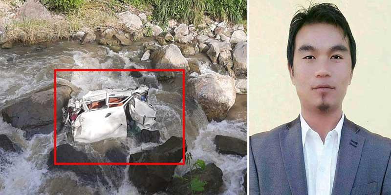 Arunachal: Fromer ANYA leader Tayo Tallar dies in road accident