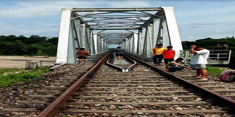 Arunachal:  Body recovered from Railway track in Gumto