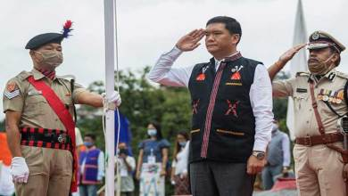 74th Independence Day celebrations in Arunachal Pradesh