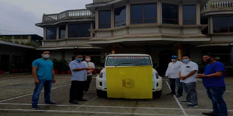 Arunachal: KEWA donates Ambulance to District Health Society