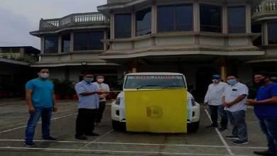 Photo of Arunachal: KEWA donates Ambulance to District Health Society