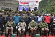 Photo of Arunachal: Army promotes National Integration and Adventure Tourism on Independence Day at Gorichen Peak Base