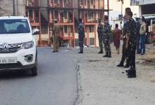 Itanagar: Elaborate security arrangement has been done to tackle 36 hours Capital bandh- DGP