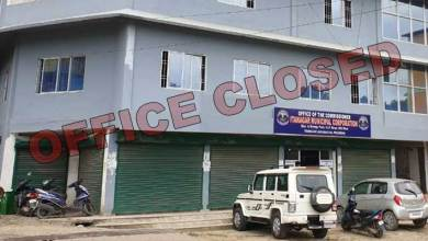 Photo of Itanagar: IMC office close for 3 days after detection of Covid-19 case